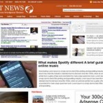 """BEST NEWS"" FREE WordPress Themes"