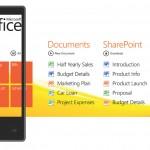 Microsoft Office Mobile pentru iOS şi Android va fi lansat în 2013