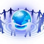 Internet, intranet, extranet